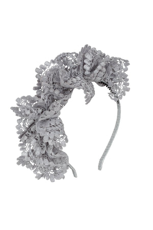 Royal Subject Headband - Silver - PROJECT 6, modest fashion