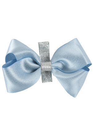 Heather Sparkle Clip - Light Blue - PROJECT 6, modest fashion