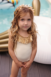 Athens Princess Headband - Rose Gold