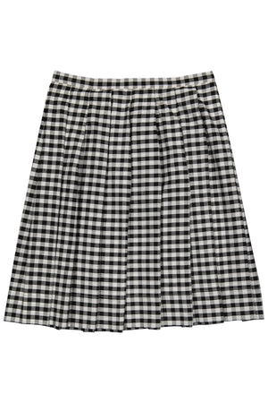 SHIRE - Gingham Check Poplin - PROJECT 6, modest fashion