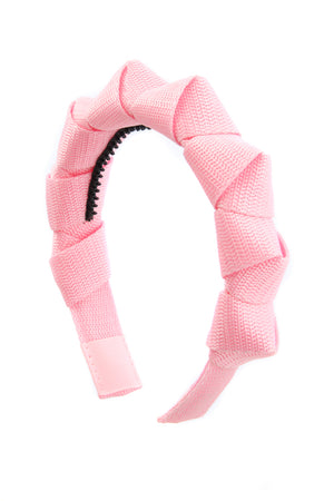 Skater Girl Headband - Baby Pink - PROJECT 6, modest fashion