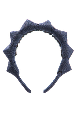 Skater Girl Headband - Navy - PROJECT 6, modest fashion