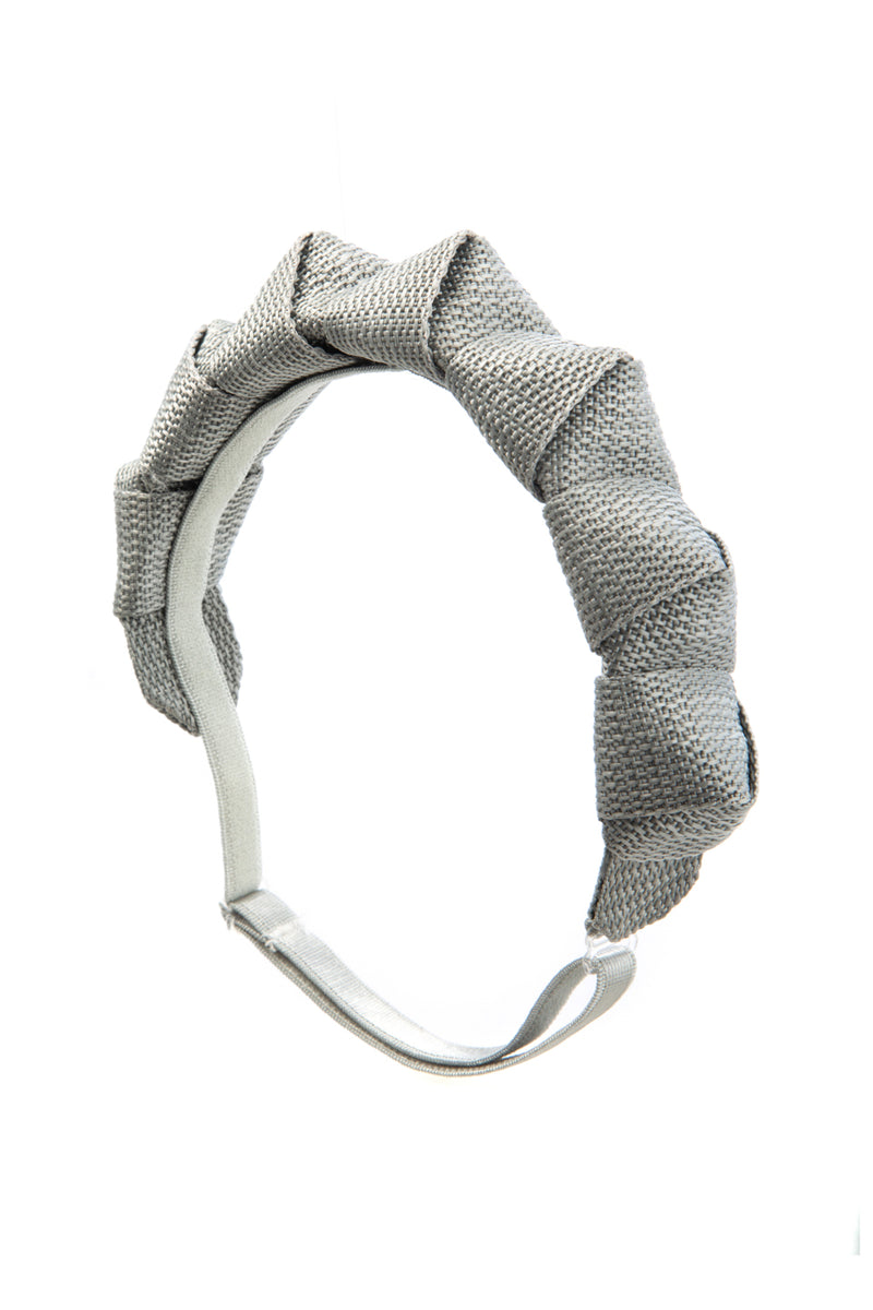 Skater Girl Wrap - Silver - PROJECT 6, modest fashion