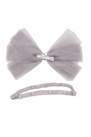 Soft Tulle Strips CLIP + WRAP - Lilac