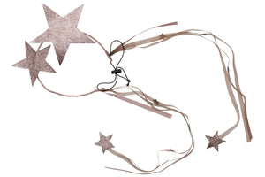 Triple Star Wreath -  Multi Pink - PROJECT 6, modest fashion