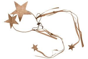 Triple Star Wreath - Rose Gold - PROJECT 6, modest fashion