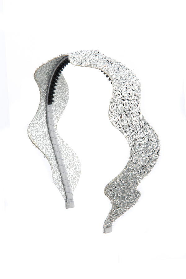 Ziggy Headband - Silver - PROJECT 6, modest fashion