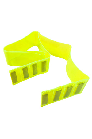 Aviv Belt in Petit - Neon Yellow - PROJECT 6, modest fashion