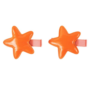 Star Clip - Bright Orange - PROJECT 6, modest fashion
