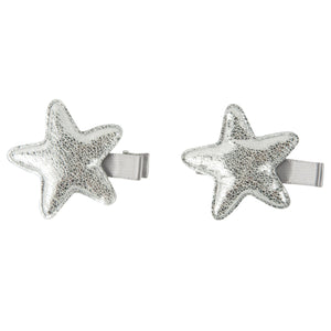 Star Clip - Silver - PROJECT 6, modest fashion