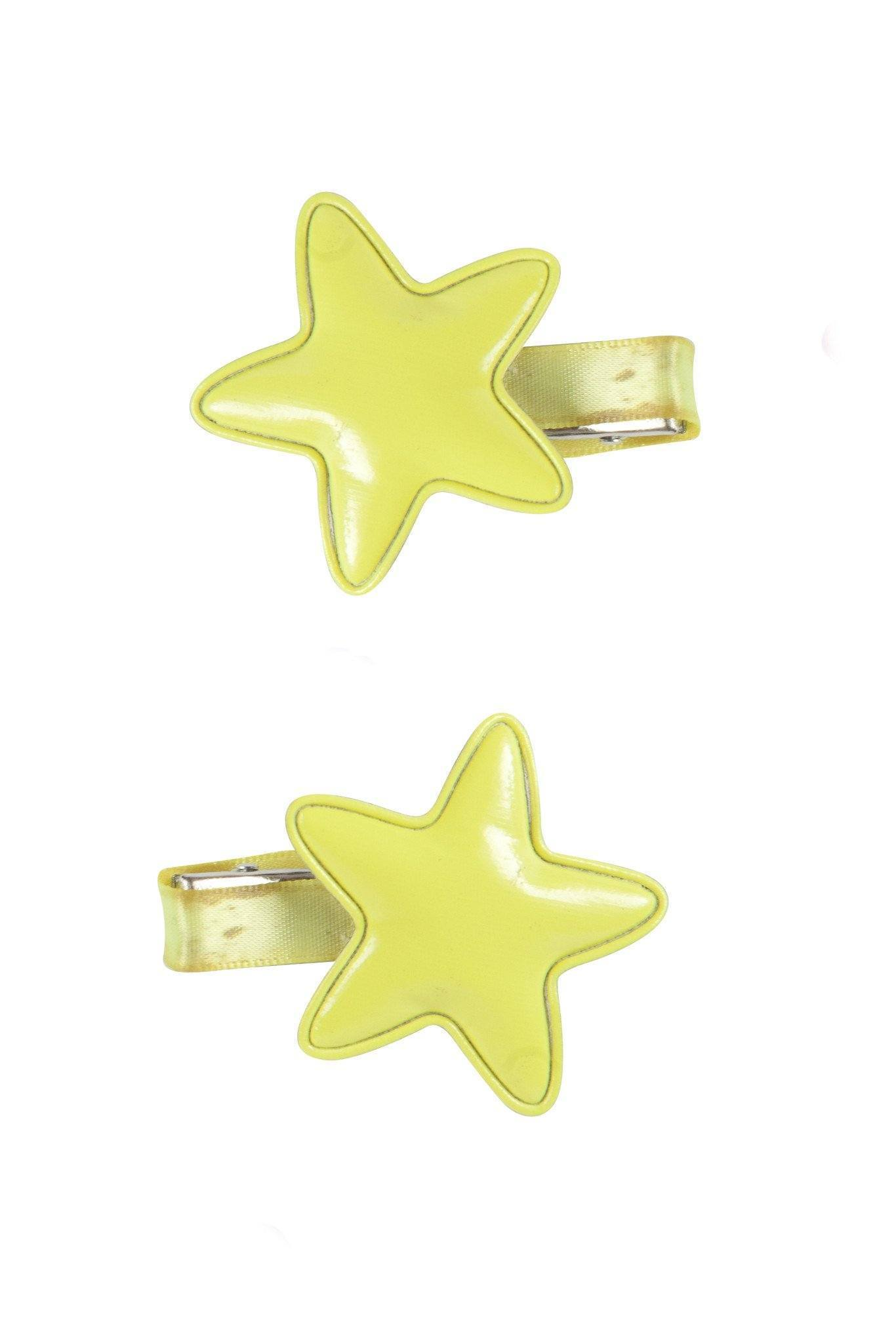 Star Clip - Bright Yellow - PROJECT 6, modest fashion