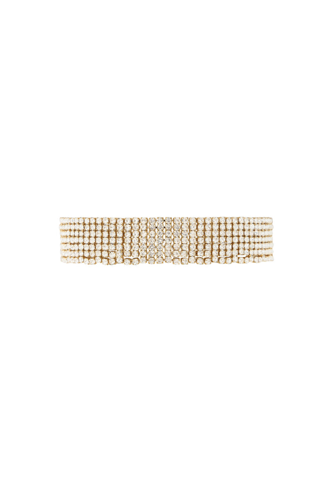 Tinsel Town 18k Gold Plated Anklet