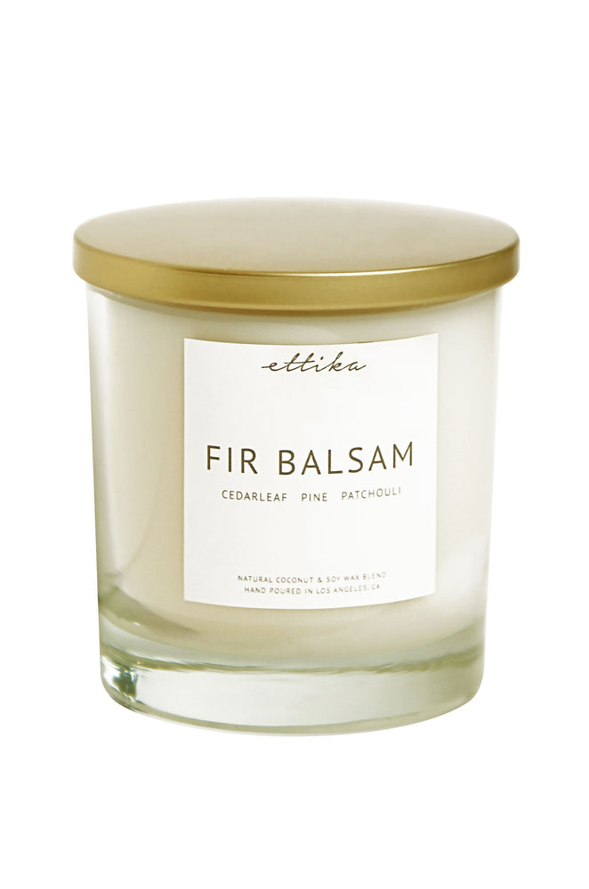 Fir Balsam 8oz Candle