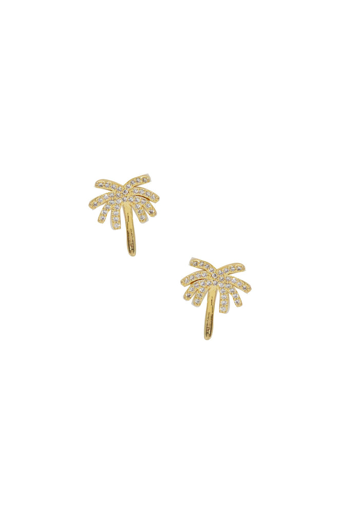Palmasté Stud Earrings