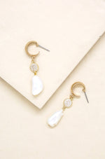 Little Things Freshwater Pearl Drop Earrings