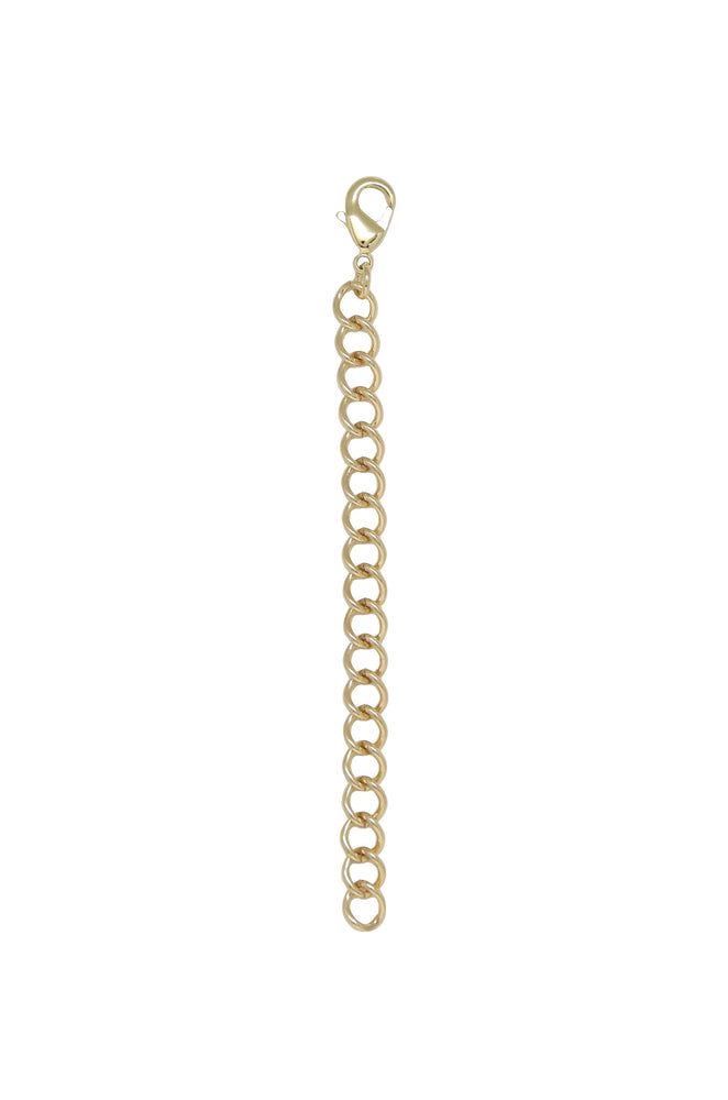 Statement 18kt Gold Plated Extender