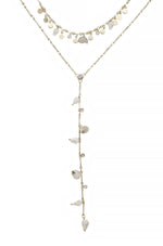 The Deep End Shell Layered Lariat