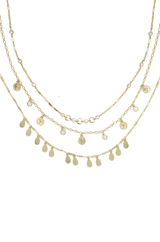 All You Need Layered Necklace Set