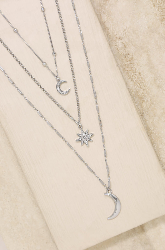 Night Sky Necklace Set