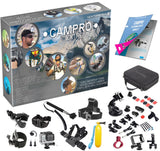 CamPro Extreme - Complete Sports 52pcs Camera Accessories Bundle, 23 in 1 Set Kit For Official