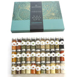 House of Spice - 33pcs Ultimate Spices Starter Gift Set with assorted whole + powdered