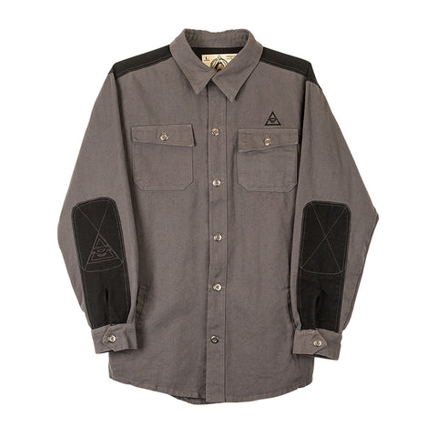 Rome Degenerati Workshirt - Grey