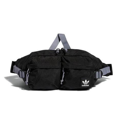 Adidas OG Urban Utility II Crossbody - Black/Grey (Front)