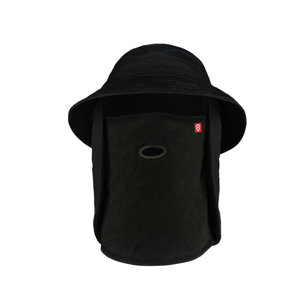 Airhole Tech Hat Bucket 3 Layer - Black Front