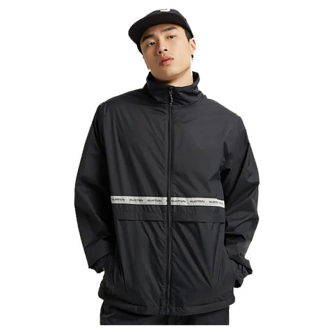 Burton 19/20 Melter Jacket Front - True Black