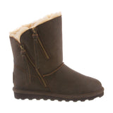 Bearpaw Women's Mimi - Chestnut Outer Side