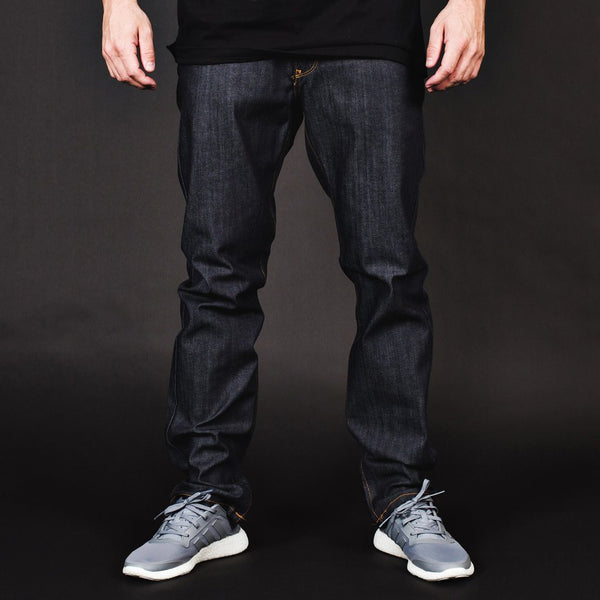 BLKWD Linden Raw Pants - Blue Zoo