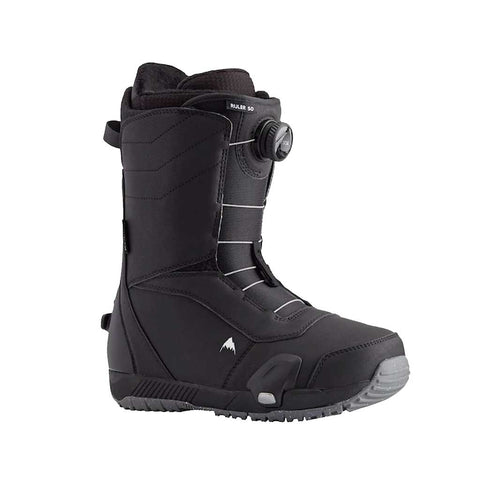 Burton 20/21 Ruler Step on Boot - Black & Binding Set Side