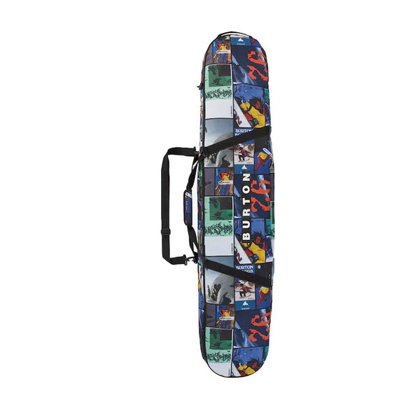 Burton 20/21 Space Sacl Board Bag - Catalog Collage Print