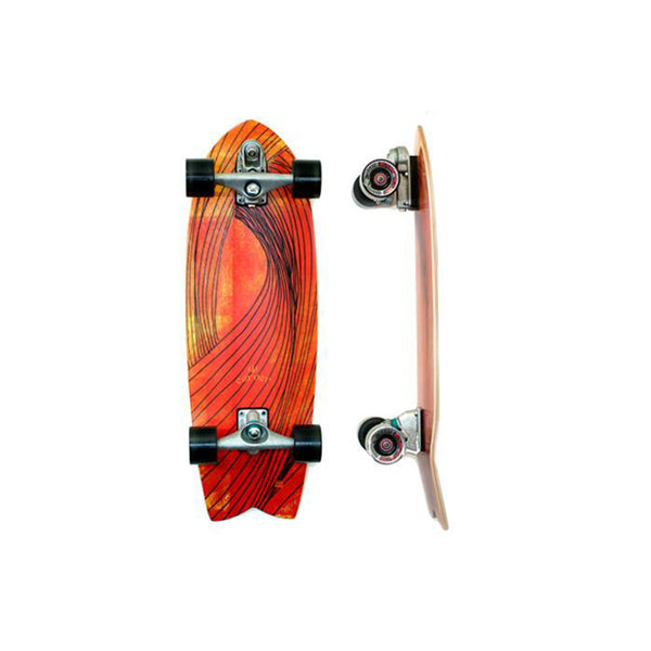 "Carver Swallow C7 29"" Complete Cruiser Skateboard"
