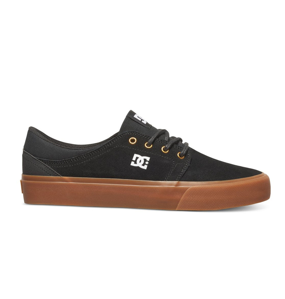 DC Trase SD M Shoes - Black/Gum | Boarders