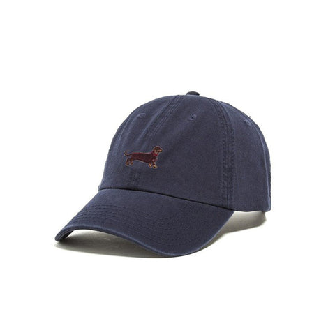 Dog Limited Weiner Dog Hat - Navy