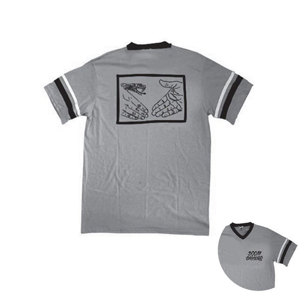 Doom Sayers Doom Sayers Jersey - Grey/Black/White