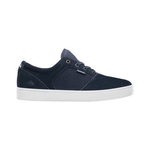 Emerica Figgy Does - Navy/White Side