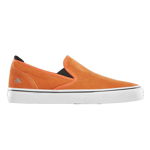 Emerica x Bronson Wino G6 Slip on - Orange Side