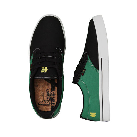 Etnies Jameson 2 ECO Shoes - Black/Green
