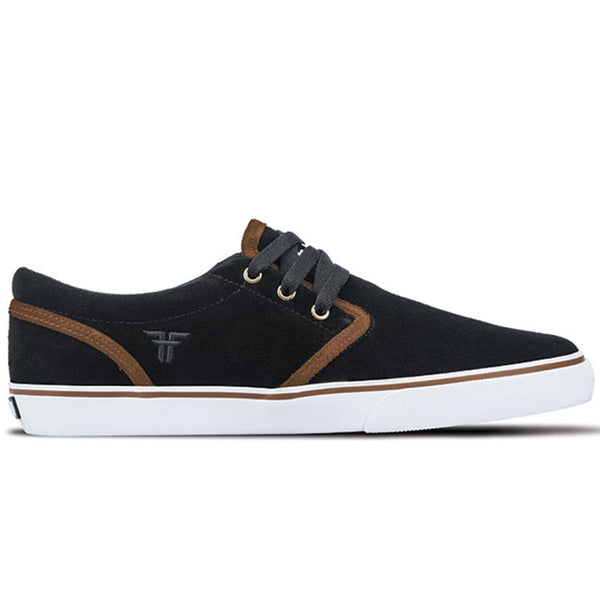 Fallen The Easy Shoes - Black/Camel