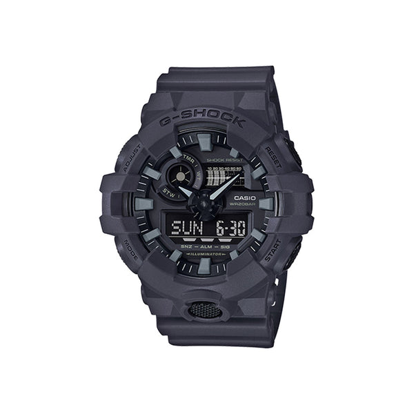 G-Shock GA700UC-8A - Dark Grey