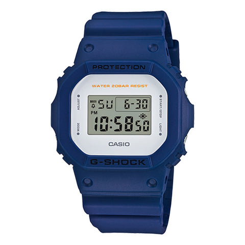 G-Shock DW-5600M-2 Military Color Theme - Blue