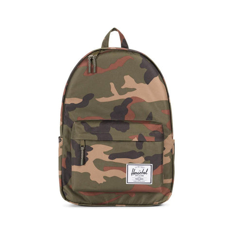 Herschel Classic XL Backpack - Woodland Camo Front