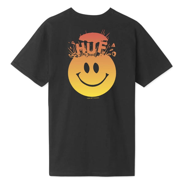 Huf Mind Blown SS Tee - Black Back