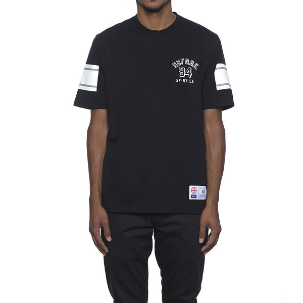 Huf Cadet Football Jersey - Black