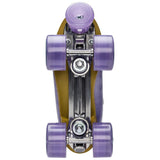 Impala Quad Skate - Purple/Turquoise Bottom