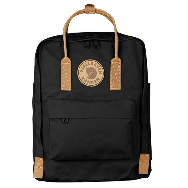 Fjallraven No.2 - Black Front