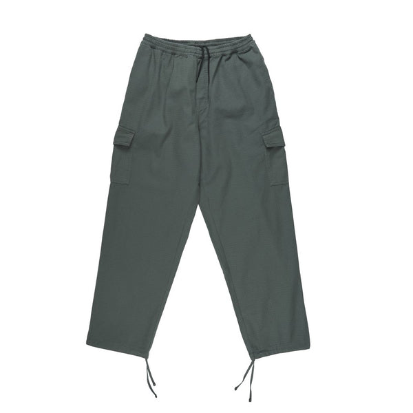 Keen Polar Cargo Pants - Grey Green Front
