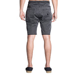 KR3W K Standard Wino Chiller Shorts - Washed Black Back